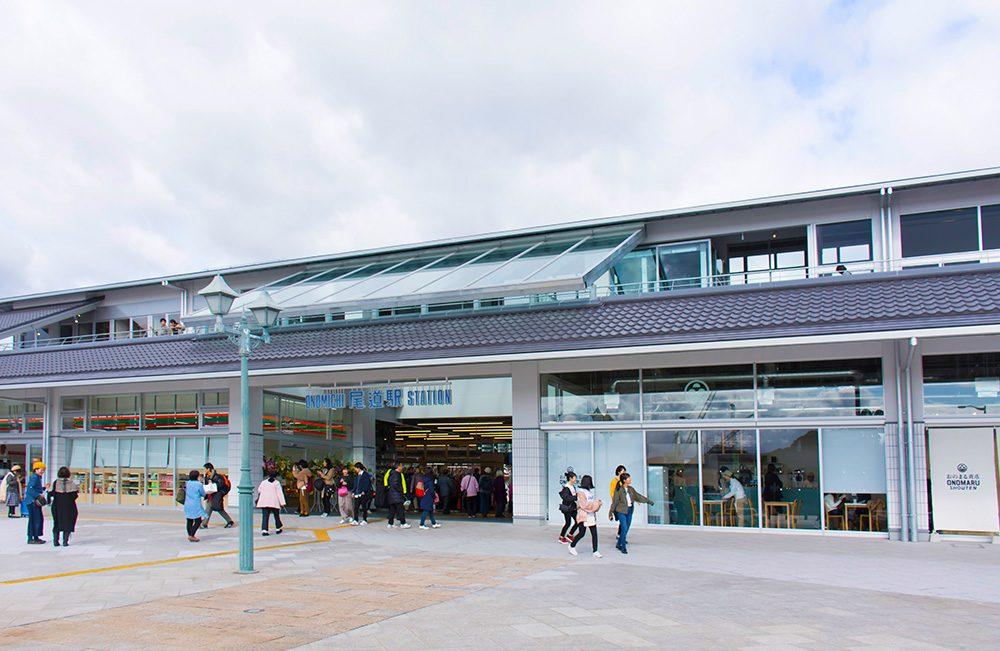 交流・賑わいの場となる尾道の新拠点として2019年春に始動「尾道駅舎」