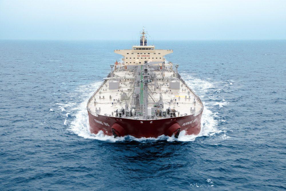 自主運航体制を確立し世界の海を舞台に活躍する船舶オーナー