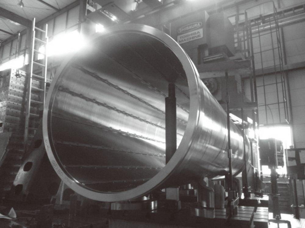100年の歴史から培ったノウハウを活かし日本が誇る多種多様な産業部品を製造
